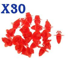 For Toyota Mudguard Fender Flare Moulding Retainer Clips Fastener - Pack of 30