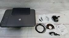 HP DeskJet 1050 All-In-One Inkjet Printer Tested Works!