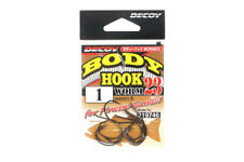 Decoy Worm 23 Body Hook for Wacky Rig Size 1 (9746)
