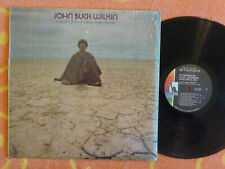 JOHN BUCK WILKIN In Search Of Food Clothing Shelter & Sex LP Liberty 1970 SHRINK