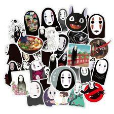 Spirited Away No Face Man Sticker - 50 Pcs