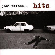 JONI MITCHELL HITS CD ALBUM (Greatest Hits / Very Best Of)