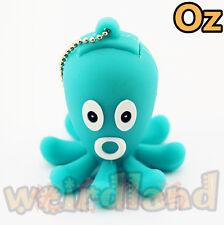 Octopus USB Stick, 32G Quality 3D USB Flash Drives weirdland
