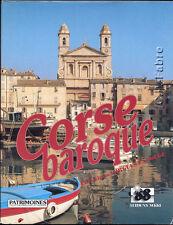 CHRISTIANE LORGUE-LAPOUGE, CORSE BAROQUE (ART SACRÉ)
