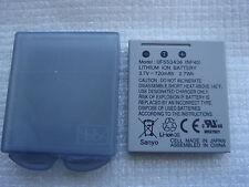 batteria originale FUJIFILM Fuji NP-40 NP40 SONY DFU005L41 SANYO UF553436 NUOVO