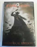 New 2017 JEEPERS CREEPERS 3 / DVD Theatrical Edition Widescreen