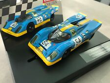 "Carrera Evolution 27552 Porsche 917k Gesipa Racing Team ""No.54"" NEU OVP"
