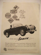 Austin Healey British Car & Truck Advertising Collectables