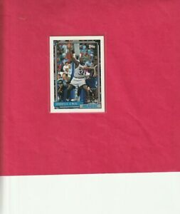 1992/93 TOPPS SHAQUILLE O'NEAL ROOKIE CARD #362 MINT