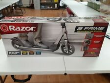 New in Box Razor -E Prime Electric Scooter 13111813