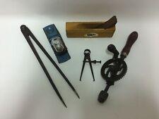 Lot de 6 accessoires de bricolage anciens