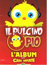 PULCINO PIO album nuovo vuoto GEDIS EDICOLA 2013