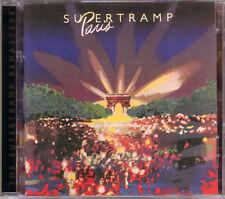 2 CD (NEU!) SUPERTRAMP - Paris (live dig.rem School Dreamer Logical Song mkmbh