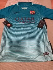 NEW Nike FC Barcelona Authentic Jersey New Small Barca