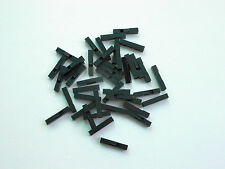 100x 1P Jumper Wire Housing, Crimp Terminal Sleeve - USA Seller - Free Shipping