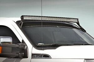 "Rough Country 54"" LED Windshield Mounts fits 99-16 Ford Super Duty F250 F350"