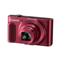 Canon PowerShot SX620 HS 25X Zoom RED Camera With Built in WiFi- Top Value!