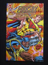The Phoenix Ressurection Genesis Gold Bishop X-Men Signed Whilce Portacio NM COA