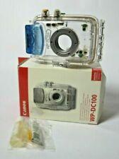 Custodie subacquee Canon per fotocamere e videocamere