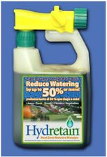 Hydretain ES Moisture Manager Water Saving Product Hydrotain Hose Spray Liquid