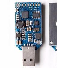Bitcoin USB eurupter Miner circuito blu o verde menta
