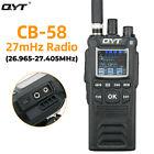 Best Handheld Ham Radios - QYT CB-58 Walkie Talkie 27MHz AM/FM CB Ham Review