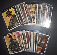 1958 ZORRO CARDS (PICK A SINGLE) TOPPS  *BEAUTIFUL CRISP NMMT-MINT*