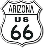 Arizona Route 66 Bouclier Métal Signe 280mm x 280mm (De)