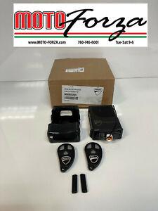 Ducati OEM Scrambler 1100 Anti Theft Kit 96680534A