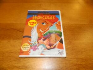 Hercules (DVD, 2000, Gold Collection Edition) NEW