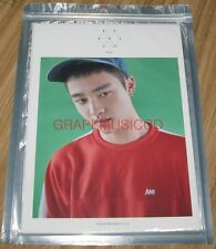 EXO EX'ACT SMTOWN COEX Artium SUM OFFICIAL GOODS Lucky one DO D.O. A4 SIZE PHOTO