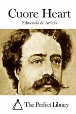 Cuore Heart by Edmondo De Amicis (2015, Paperback)