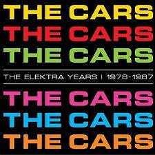 THE CARS - ELEKTRA YEARS 1978-1987,THE  6 VINYL LP NEU