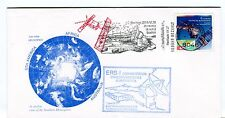 ERS-1 Ground Station O'Higgins Base Chile Satellite Polar Antarctic Cover