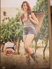 NEW NEW NEW 2019 Stihl Calendar!!!  Women Working.  In hand ready to ship!!!