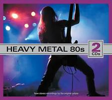 Heavy Metal 80's 2 CD Set FREE SHIPPING IN CANADA