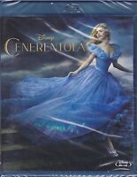 Blu-ray Disney **CENERENTOLA ~ IL FILM** nuovo 2015