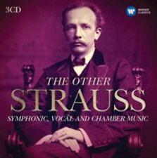 Other Richard Strauss, New Music