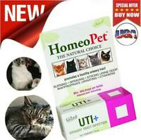 Cat UTI Medicine Homeopet Feline Urinary Tract Infection Home Remedy Treatment