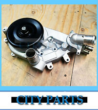 NEW HOLDEN COMMODORE VE SS LS2 GEN4 6.0L 6.2L V8 WATER PUMP WITH THERMOSTAT SS