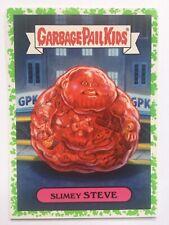 Garbage Pail Kids Oh The Horror Sticker 8b Retro Sci-Fi Slimey Steve Green