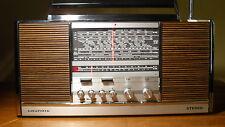 Grundig Radio a transistor STEREO Concert-boy1000 annata 1972/74 funktionsfachig