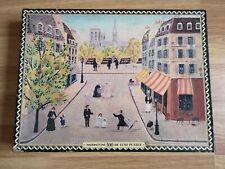VINTAGE WADDINGTONS Notre Dame, Paris. 500 Piece Jigsaw Puzzle