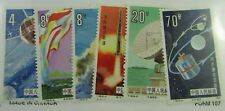 1986 PRC SC #2020-2025 NATIONAL SPACE INDUSTRY MH stamps