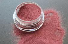 Polvere Glitter Decorazione Nail Art unghie Effetto zucchero olografico ROSA