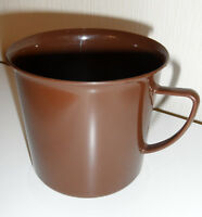 10x NVA Tasse braun REPRO Kaffeetasse Becher DDR MDI KVP VP GST ZV KG