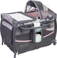 Tanzania Crib Bed Bassinet Portable 3DAYSHIP Baby Trend Nursery Center
