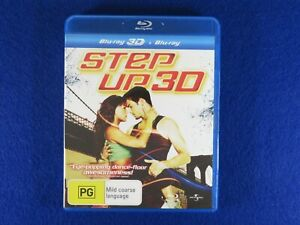 Step Up 3 3D - Blu Ray - Free Postage !!