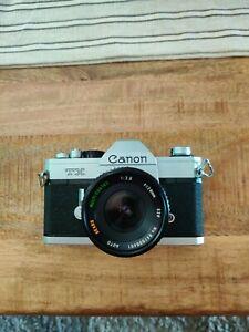 Canon TX fires and reel advances  (READ DESCRIPTION)
