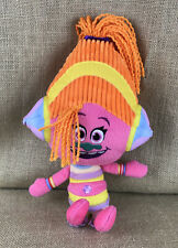 """Trolls Dream Works Talking Trolls Princess Dj Suki Plush 13"""" Doll"""